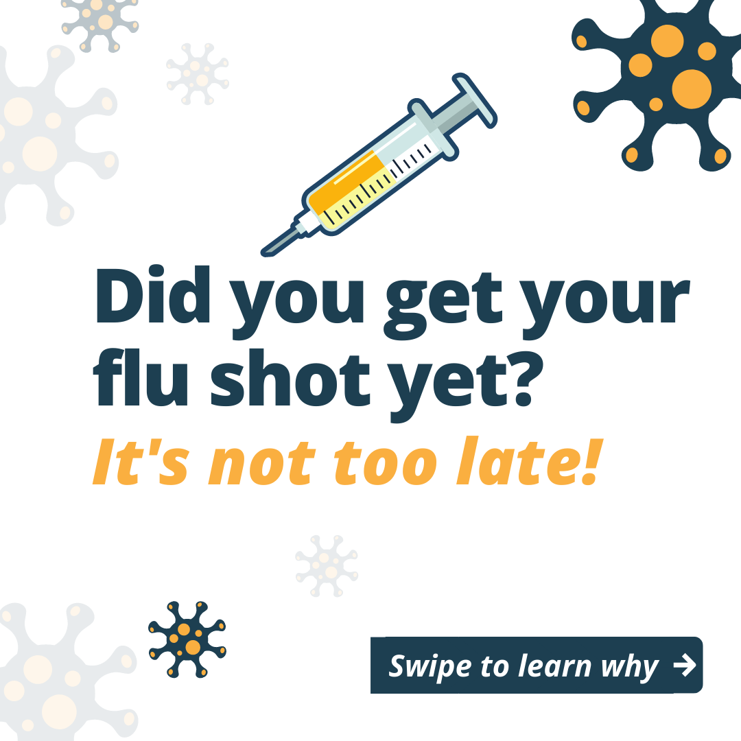 Did you get your flu shot yet?