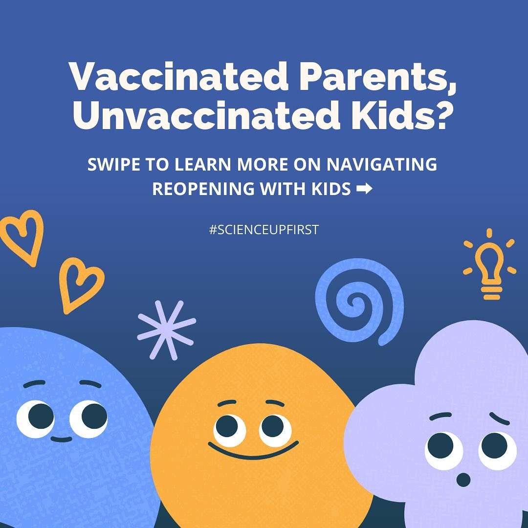 Vaccinated Parents, Unvaccinated Kids?