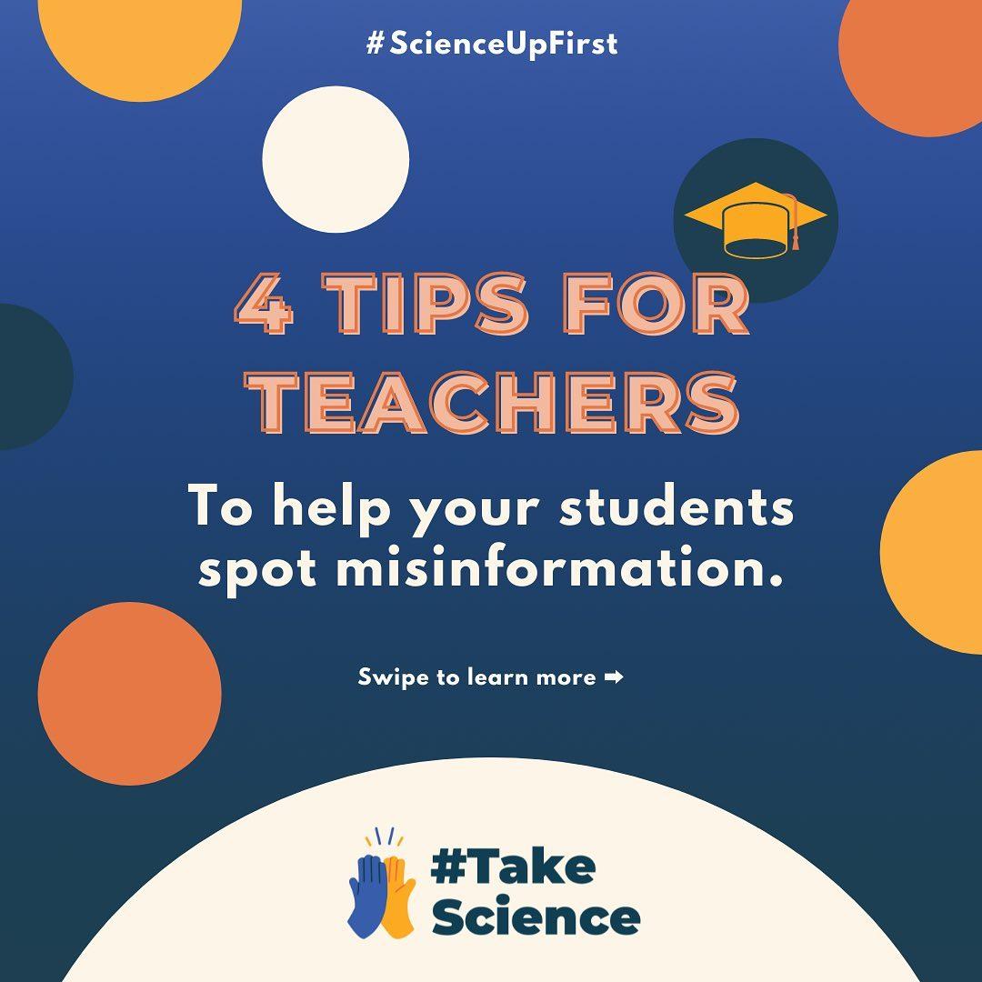 4 Tips for Teachers