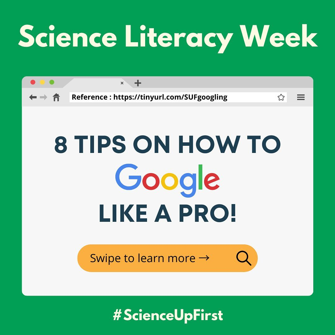 8 tips on how to Google like a pro!